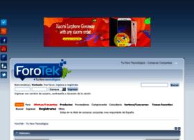 forotek.net