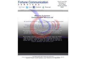 fortunecomms.com