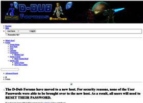 forum.d-dub.com