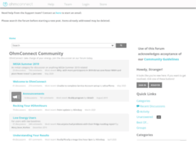 forum.ohmconnect.com