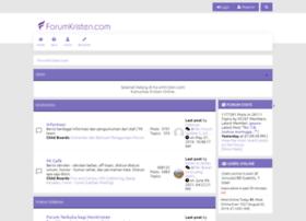 forumkristen.com