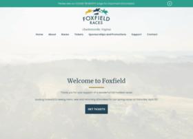 foxfieldraces.com