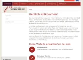 fraenkischer-hof-rehau.de