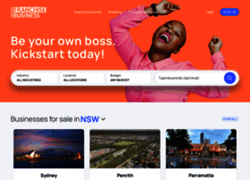 franchisebusiness.com.au