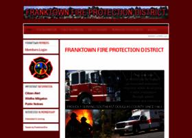 franktownfire.org