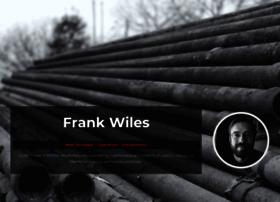frankwiles.com