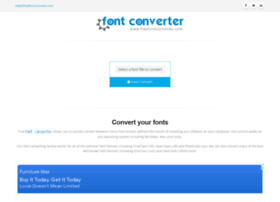 freefontconverter.com