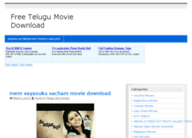 freetelugumoviedownload.co.in