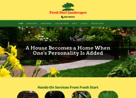 freshstartlandscapes.com