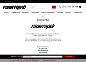 frontrowelectronics.com