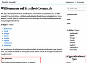 frustfrei-lernen.de