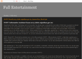 full-entertainment-blogs.blogspot.in