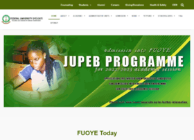 fuoye.edu.ng