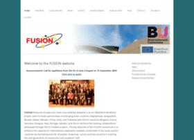 fusion-edu.eu