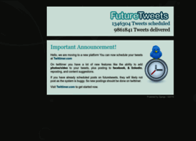 futuretweets.com
