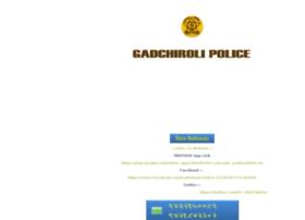 gadchirolipolice.org