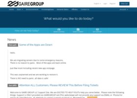 gairegroup.net