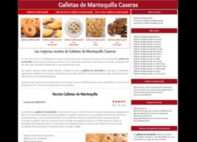 galletasdemantequilla.net