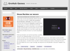 games.grohub.org