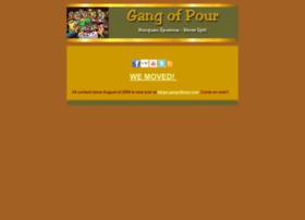 gangofpour.com