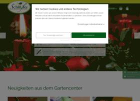 gartencenter-schloesser.de