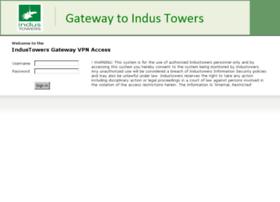 gateway.industowers.com