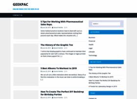 geekpac.org