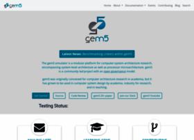 gem5.org