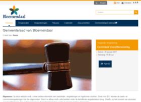 gemeenteraad-bloemendaal.nl