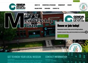 genevahistorycenter.org