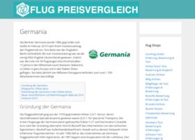 germaniaairline.de