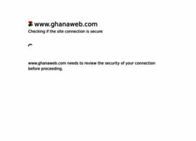 ghanaweb.com - Ghana Web. Ghana HomePage, resource for News, Sports
