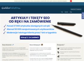 gieldatekstow.pl