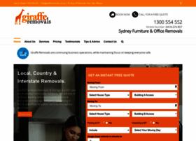 girafferemovals.com.au
