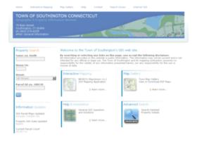 gis.southington.org