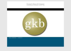 gkbaum.com