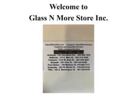 glassnmorestore.com