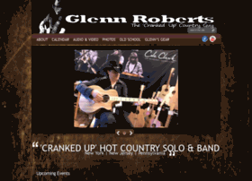 glennrobertsmusic.com