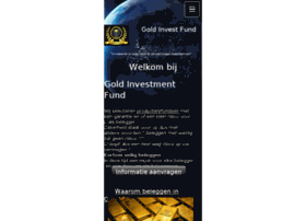 goldinvestfund.com