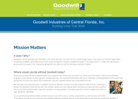 goodwillcfl.net