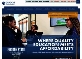gordonstate.edu
