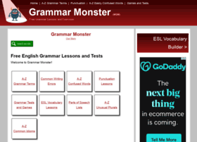grammar-monster.com
