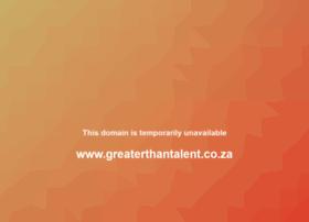 greaterthantalent.co.za