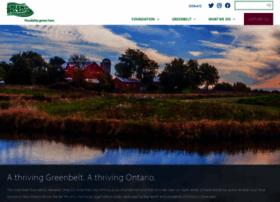 greenbelt.ca