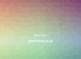 greenroute.co.za