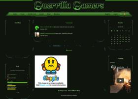 guerrillagamers.com