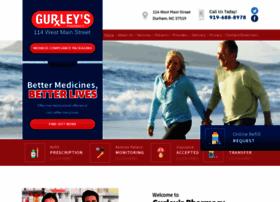 gurleyspharmacy.com
