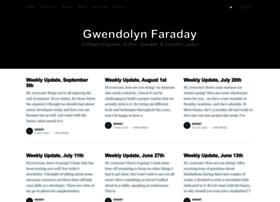 gwenfaraday.com