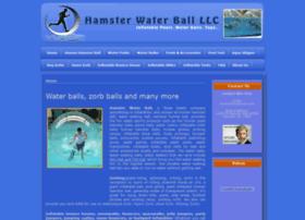 hamsterwaterball.com