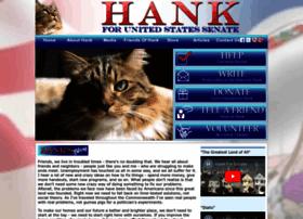 hankforsenate.com